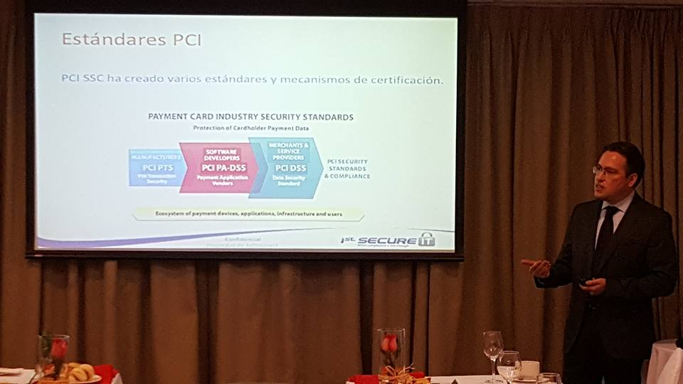Evento: PCI-DSS y Tokenización